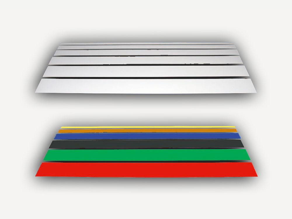 magnetstreifen wei und farbig von nohl werbung halle. Black Bedroom Furniture Sets. Home Design Ideas